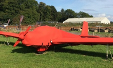 Slingsby T61 aircraft cover