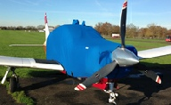 Piper Arrow PA-28R-200 cover